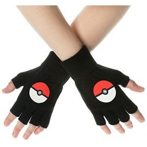 Gants Pokémon Pokeball