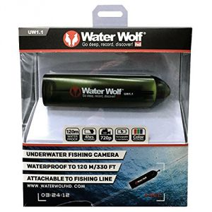 Water Wolf Savage Gear - Caméra sous-marine UV HD