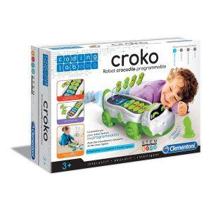 Clementoni Croko le robot crocodile programmable