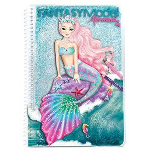 Top Model Fantasy Model album à colorier