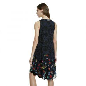 Desigual Robe courte CARNAGY DRESS Multicolor - Taille S,M,L,XL,XS
