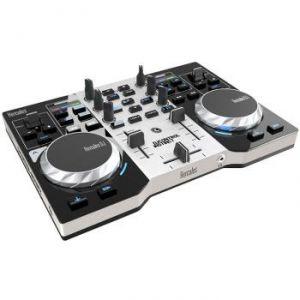 Hercules DJControl Instinct S - Surface de Contrôle MIDI DJ