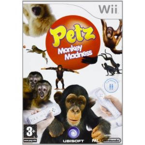Petz: Monkey Madness [import anglais] [Wii]
