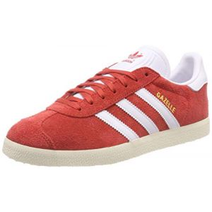 Adidas Gazelle chaussures rouge blanc 36 2/3 EU
