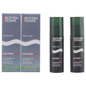 Biotherm Homme Age Fitness Night Advanced - Soin récupérateur anti-âge