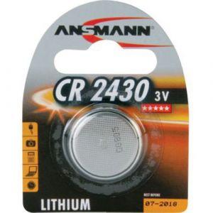 Ansmann CR 2430 - 3V Pile de bouton lithium