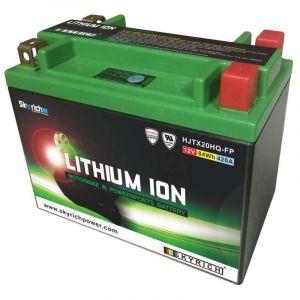 Skyrich Batterie Lithium HJTX20HQ-FP = YTX24 / YTX20 / YTX18 / YB18 / YB16 / YTX15
