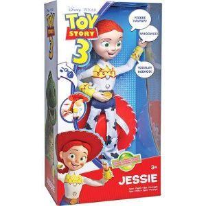 Poupée Toy Story : Jessie parlante