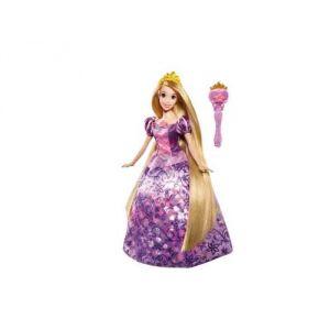 Mattel Princesse Raiponce enchantée