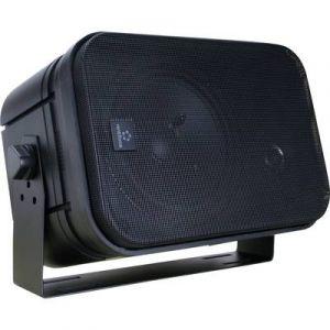 Renkforce Haut-parleur extérieur Control 250 30 W IP54 noir 1 paire