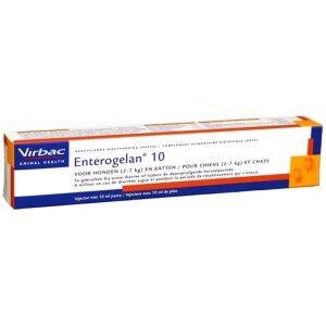 Virbac Enterogelan pâte pour chien 24 ml (chien moyenne race)