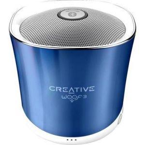 Creative Woof 3 - Mini Enceinte Bluetooth MP3/FLAC