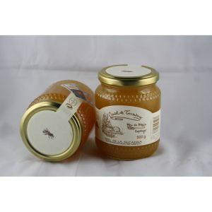 Miel de torronteras AOP Miel de LA ALCARRIA - Miel aux Fleurs d'Automne & Lavande 500 g