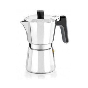 BRA 8559 (12 tasses) Aluminium - Cafetière Italienne