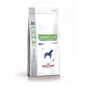 Royal Canin Veterinary Diet Chien Urinary S/O Moderate Calorie UMC 20 - Sac 1,5 kg