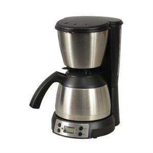 Kitchen Chef Cafetière filtre isotherme 10-12 tasses 800 W Professional