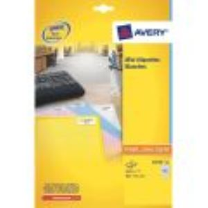 Avery-Zweckform 1200 mini étiquettes laser 22 x 12,7 mm