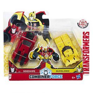 Hasbro Robot Crash Combiners Sidewipe Bumblebee