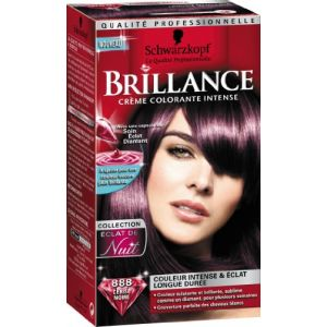 Schwarzkopf Brillance Coloration permanente 888 Cerise Noire