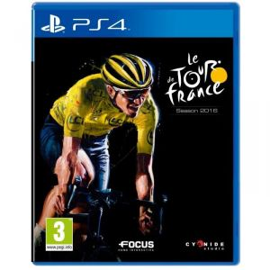 Tour de France 2016 sur PS4