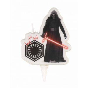 Bougie anniversaire Star Wars VII