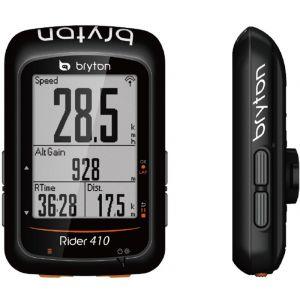 Bryton Compteur Velo GPS Rider 410 H - Fréquence Cardiaque