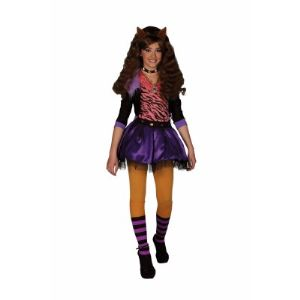 Déguisement Clawdeen Wolf Monster High (12-14 ans)