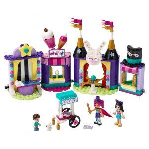 Lego Les stands de la fête foraine magique