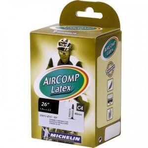 Michelin 47/57-559 ATB/VTT - Chambre à air - C4 AirComp Latex - Presta 42