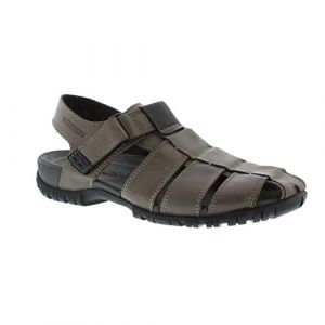 Mephisto Sandales BASILE Gris - Taille 39,40,42,43,44,46
