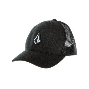 Volcom Casquettes et chapeaux Full Stone Cheese - Charcoal Heather - One Size