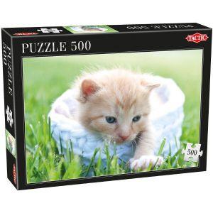 Tactic Chaton - Puzzle 500 pièces