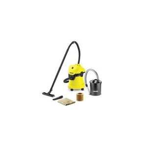 Kärcher MV 3 Fireplace Kit - Aspirateur eau et poussières avec filtre à cendres