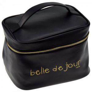 Incidence Paris Belle de jour & Belle de nuit Vanity, 22 cm, Noir