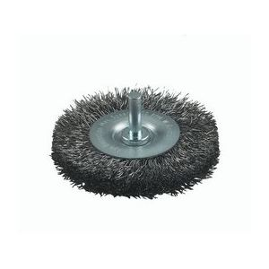 Bosch 2608622053 - Brosse circulaire Ø 16 mm fils ondulés 75x0.3 mm