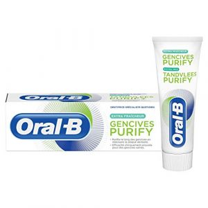 Oral-B Dentifrice Gencives Purify Extra Fraîcheur - 75 ml
