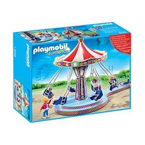 Playmobil 5548 (Summer Fun) - Manège de chaises volantes