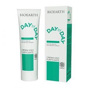 Bioearth Crème Visage Clarifiante Day by Day - 50 ml
