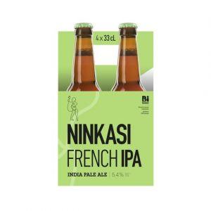 Ninkasi Quadripack french ipa 4x33cl