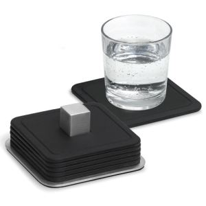 dessous de verre silicone comparer 70 offres. Black Bedroom Furniture Sets. Home Design Ideas