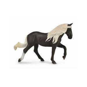 Collecta 88793 - Jument Rocky Mountain Chocolat - Chevaux Taille XL