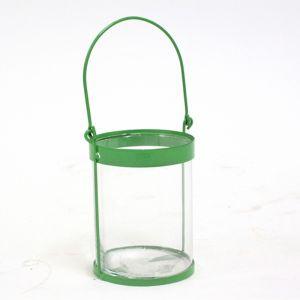 Atmosphera Lanterne colorée - Metal - Vert