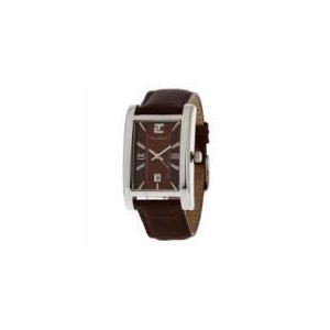 Ted Lapidus 511020 - Montre pour homme avec bracelet en cuir