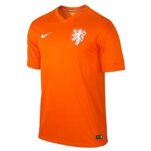 Nike Maillot de foot à domicile Pays-Bas Coupe du Monde 2014 homme