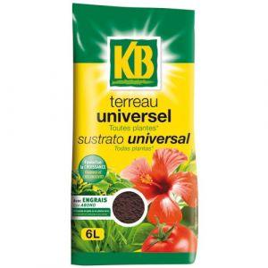 KB Terreau universel 6L
