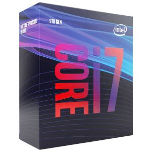 Intel Core i7-9700 (3.0 GHz / 4.7 GHz)