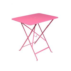 Fermob Bistro - Table de jardin rectangulaire pliante 77 x 57 cm ...