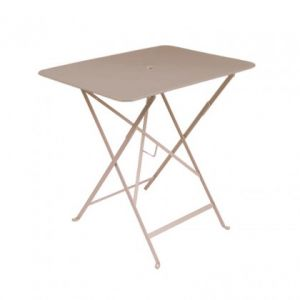Fermob Bistro - Table de jardin rectangulaire pliante 77 x 57 cm