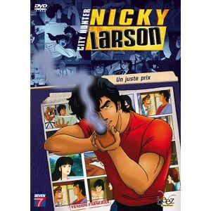 Nicky Larson City Hunter - Volume 7 : Un Juste Prix