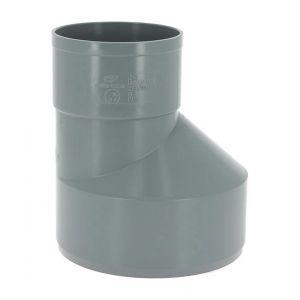 Adequa Réduction excentrée PVC mâle-femelle O160-100